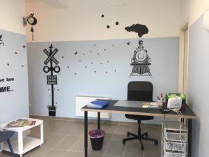 il front office del KonTe di Porcari