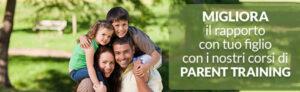 I nostri percorsi di Parent training mirano a ridurre le difficoltà incontrate potenziando la naturale propensione che ogni genitore porta con sé, migliorando la relazione con i figli.