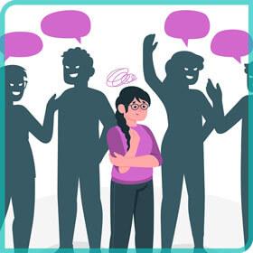 terapia per curare l'ansia sociale