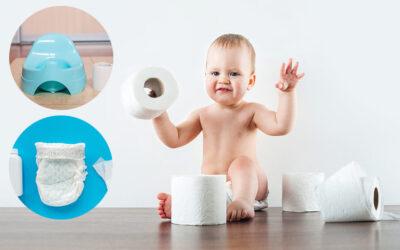 Spannolinamento – Come e quando togliere il pannolino
