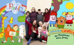 2 cartoni animati per bambini speciali