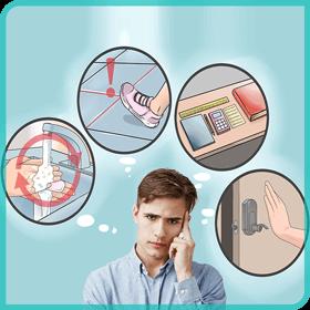 Terapia per la cura dell'Ossessioni e compulsioni