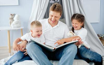 5 Super Motivi per leggere a tuo figlio